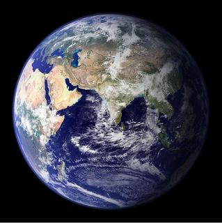 A photomosaic of Earth produced by NASA..jpg
